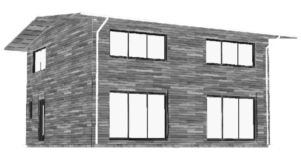 Esquisse Vendée permis de construire maison