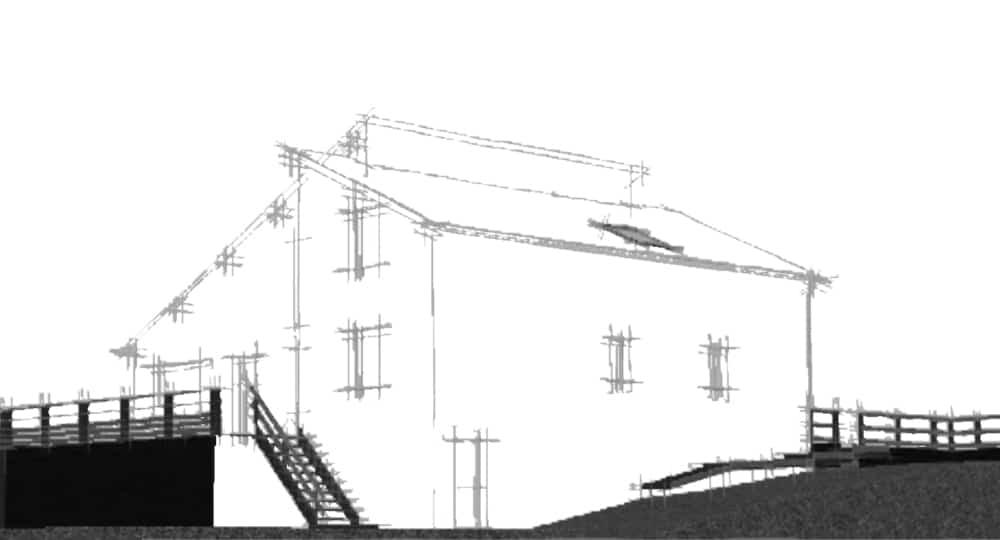 Esquisse Moselle déclaration préalable terrasse