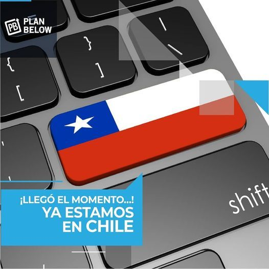 Bienvenido Chile!