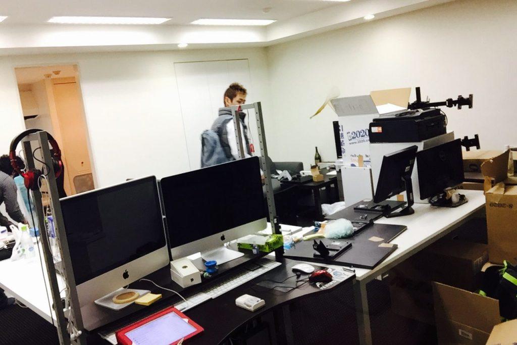 オフィスお引越し!