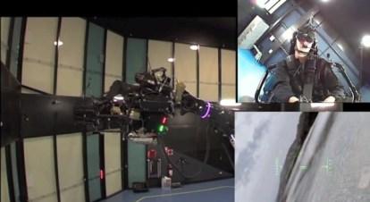 Realidad Virtual - Simulardor de Vuelo