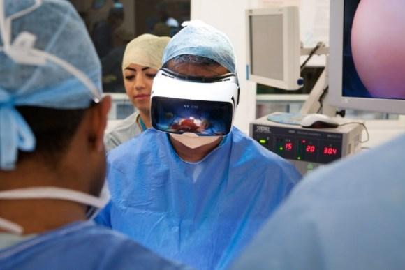 Realidad Virtual - Cirujía