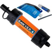 Sawyer Minis can filter up to 100,000 gallons of water. Click the pic to get yours