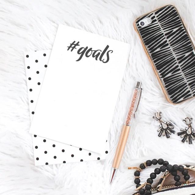 Set Blog Goals
