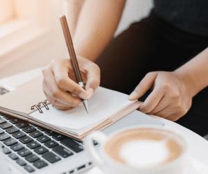 Writing Manifestation Technique
