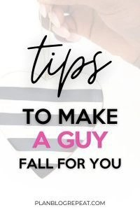 How to Make A Guy Fall For You, Hard