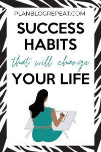 success habits that will change your life
