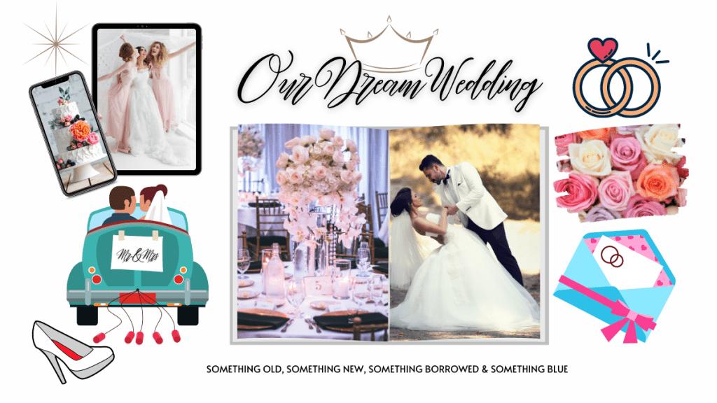 Vision Board Ideas Dream Wedding