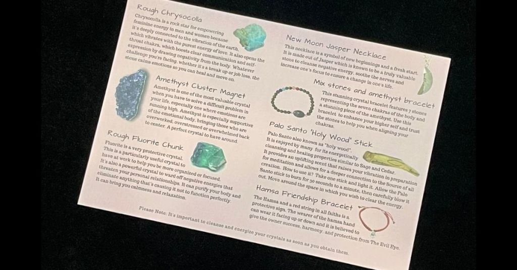 Mindful Souls Card