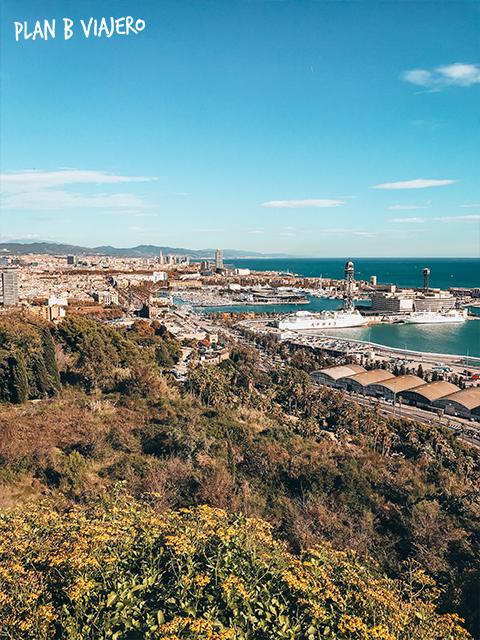 plan b viajero, Montjuïc, barcelona que ver en tres dias