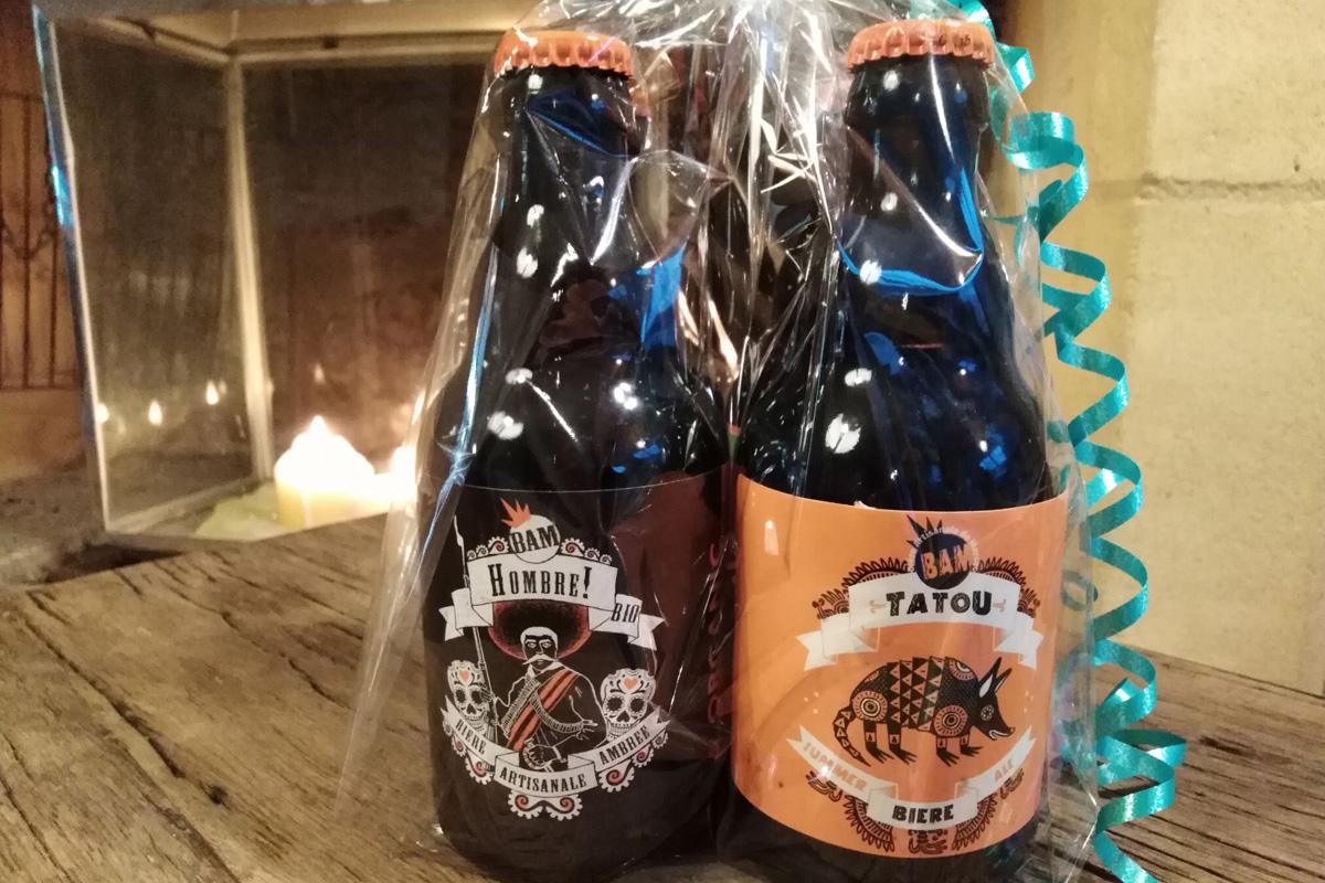 Dordogne beer gift set