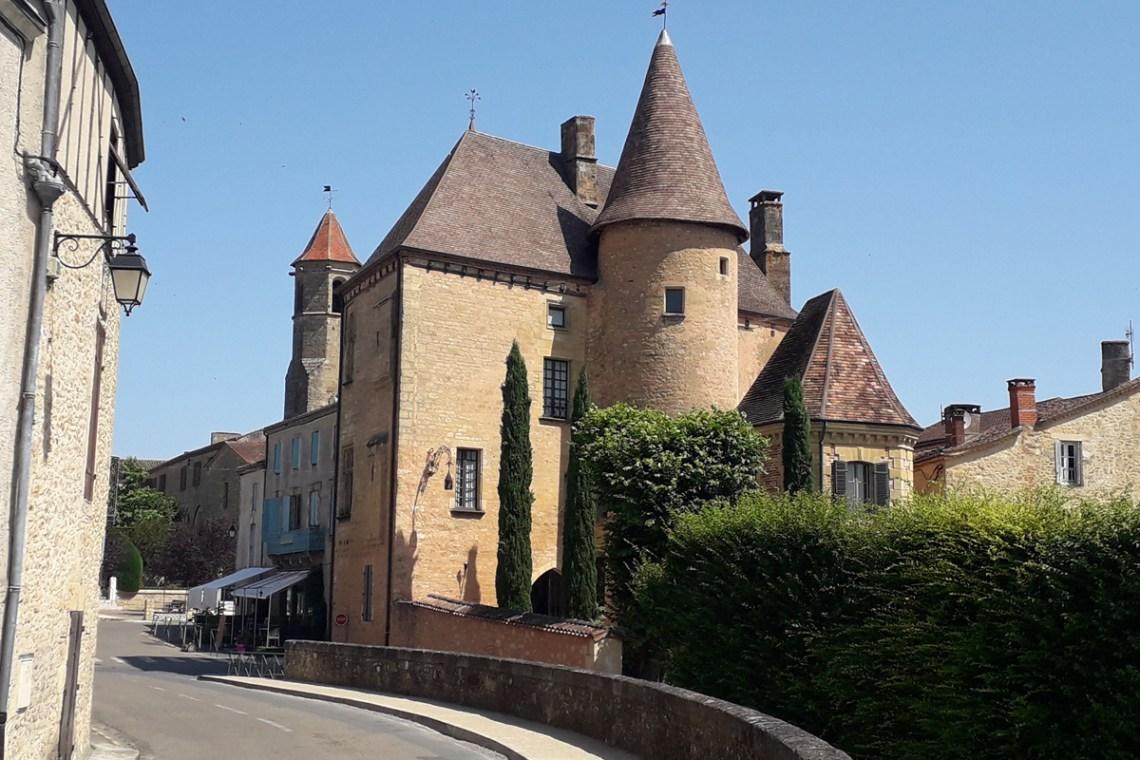Château de Belvès