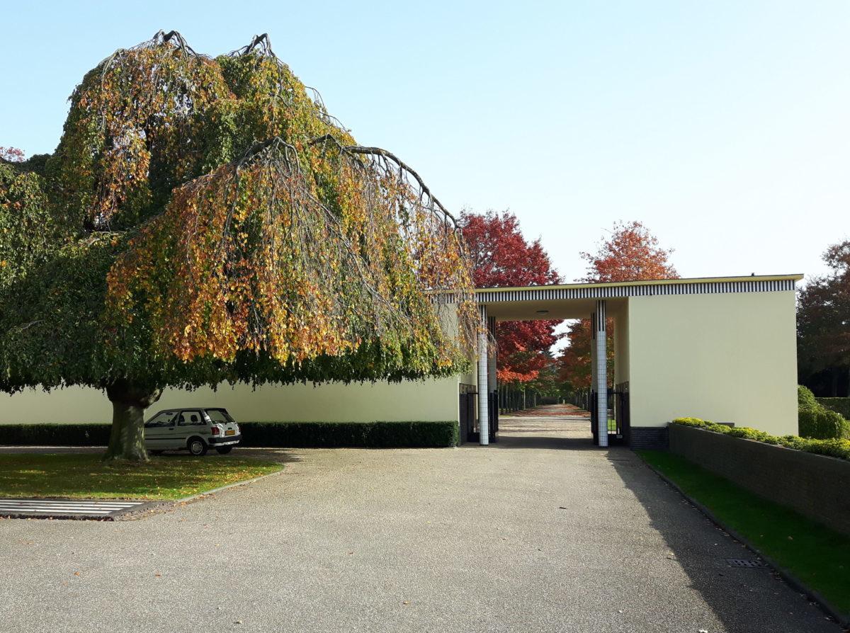 Noorderbegraafplaats en Begraafplaats Zuiderhof, Hilversum