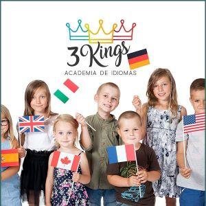 3 Kings Academia idiomas