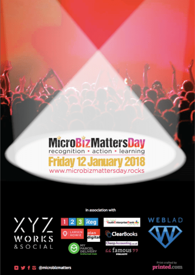 Download the #MicroBizMatters Day 2018 Souvenir Programme