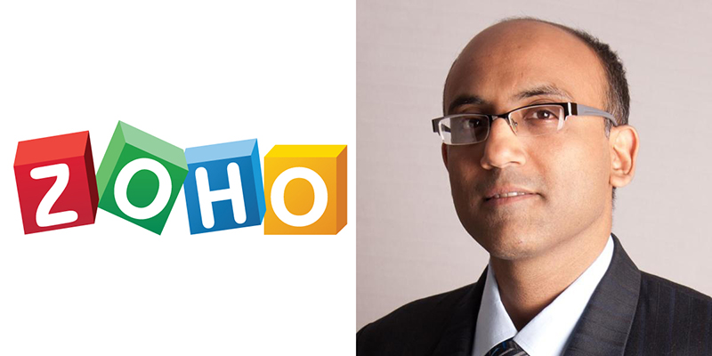 Sridhar Iyengar (Head of Operations, Zoho Europe)