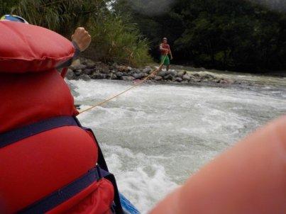 Rafting Pejibaye - Costa Rica