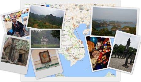 Vietnam Itinerary | itinerario Vietnam