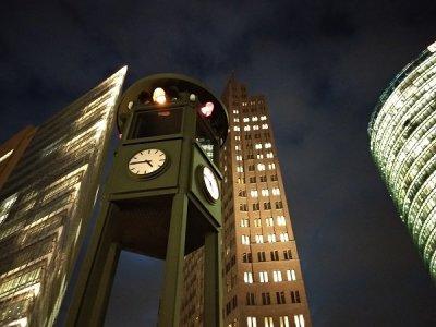 Replica primer semáforo de Europa | Berlin