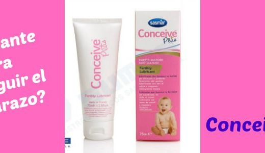 gel lubricante conceive plus