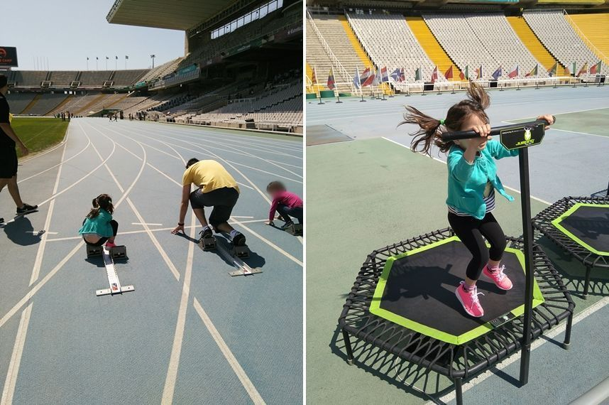 open camp barcelona atletismo