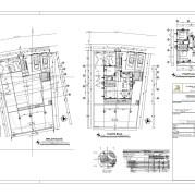 Plano arquitectónico 1