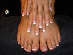 pedicure y manicure