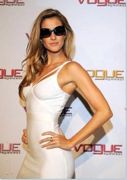 Gisele Bundchen - Las modelos más ricas del mundo