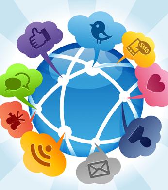 Redes sociales en Zaragoza