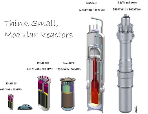 Kaksi uutta ydinvoimaratkaisua lähellä kaupallistamista (2/5)