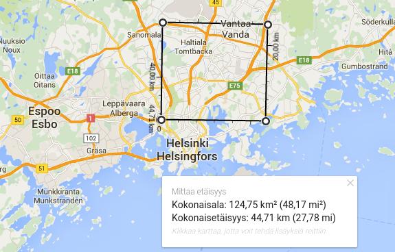 Keskuspuisto lämmittäisi Helsingin kolme viikkoa (2/3)