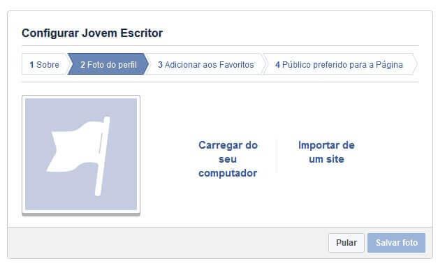 criar uma pagina no facebook para sua empresa 4