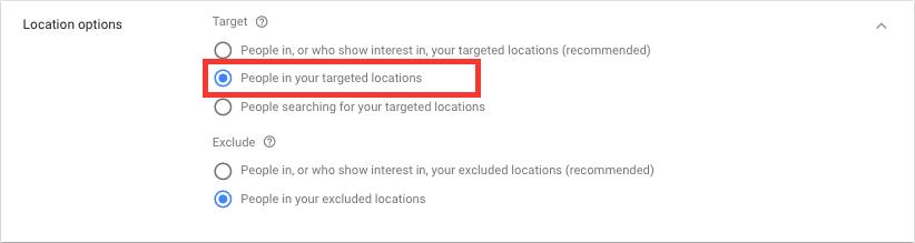 Localiza O Google Ads 1