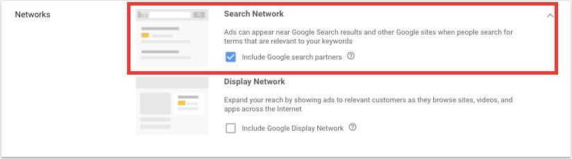 Rede De Pesquisas Google Ads