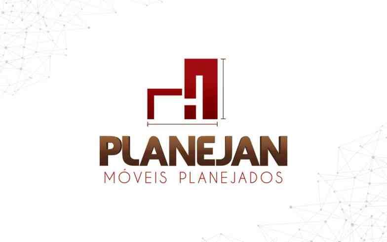 logotipo móveis planejados