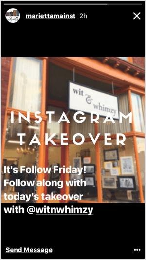 videos no instagram para empresas