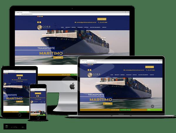 criação de sites sp