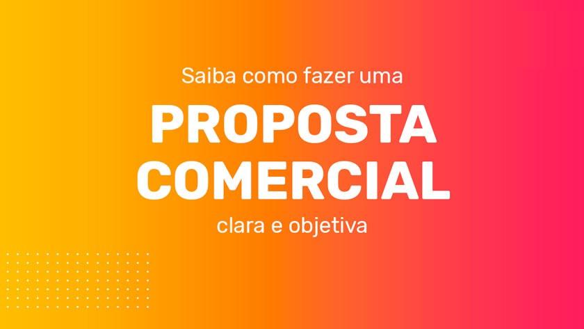 proposta comercial de vendas