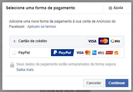 1585352807 1769 Ar No Facebook Ads Pagamento