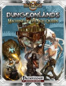 Dungeonlands: Machine of the Lich Queen
