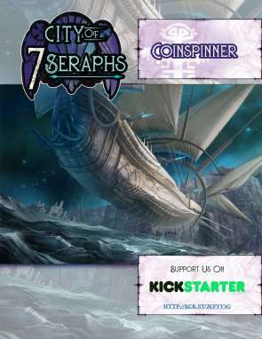 City of 7 Seraphs – Coinspinner Preview