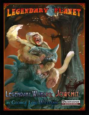 Legendary Worlds: Jowchit