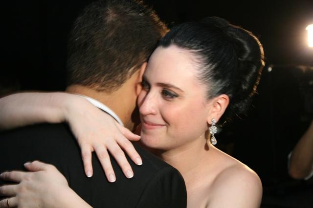 Valsa dos noivos.