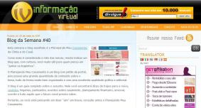 Blog Informação Virtual