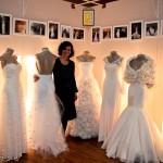 Vestidos de noiva no Casar 2010