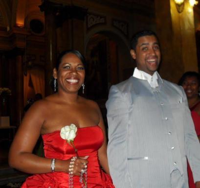 Casamento: vestido de noiva vermelho
