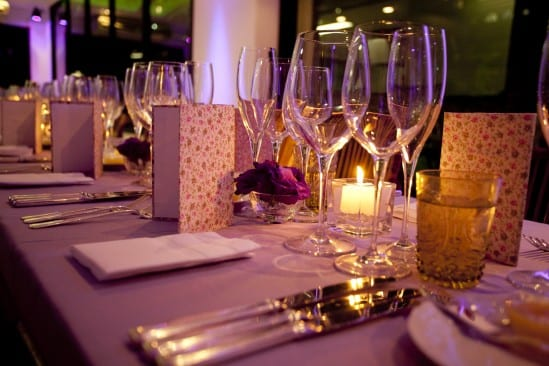 Casamento: mesa de jantar aconchegante para mini wedding