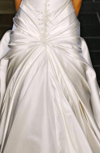 SPFW Verão 2012: Vestido de noiva Samuel Cirnansck