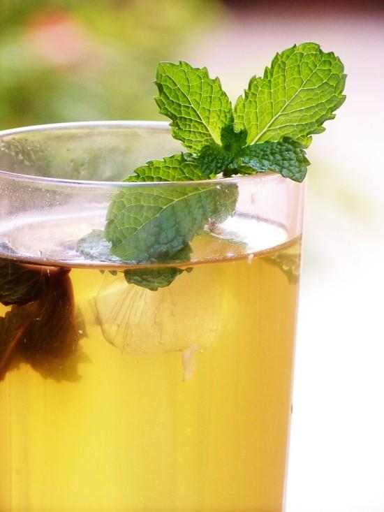 Chá gelado: bebida sem álcool para casamento evangélico