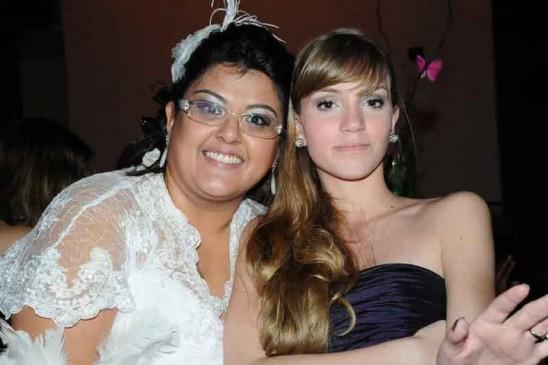 Casamento: noiva usando óculos de grau